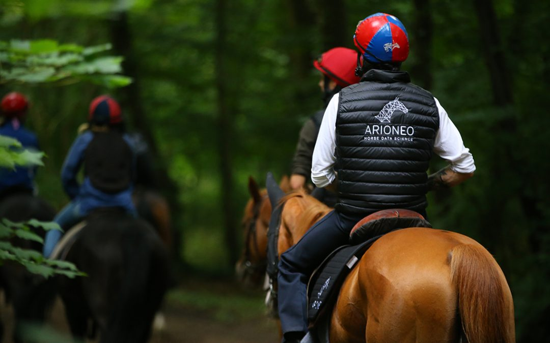 WORKING WITH RACING TRAINERS WITH PERFORMANCE TRACKING TECHNOLOGY