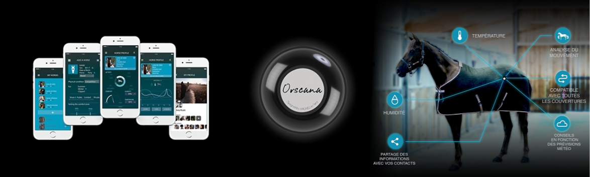 Application mobile Orscana