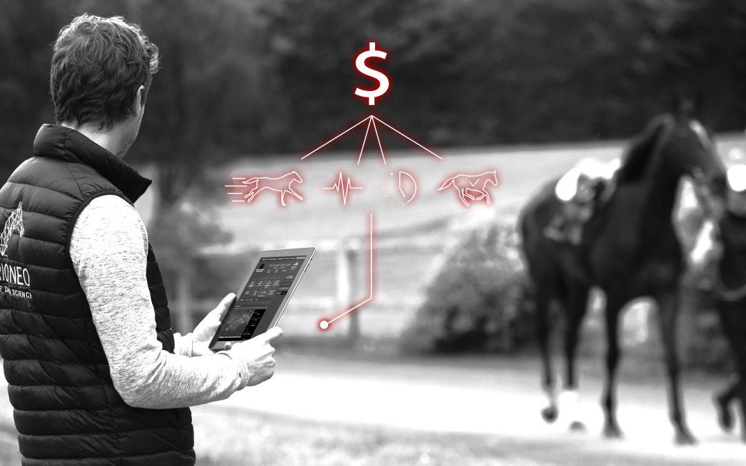 acheter cheval de course avec data