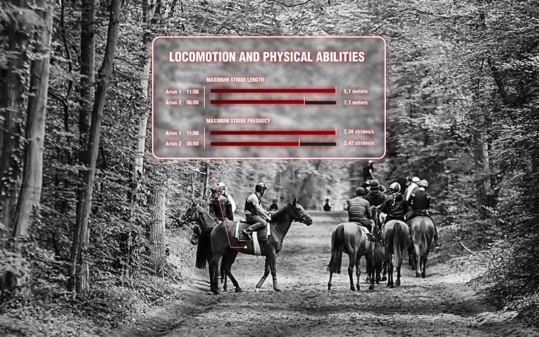 Évaluer les aptitudes de vitesse du cheval de course
