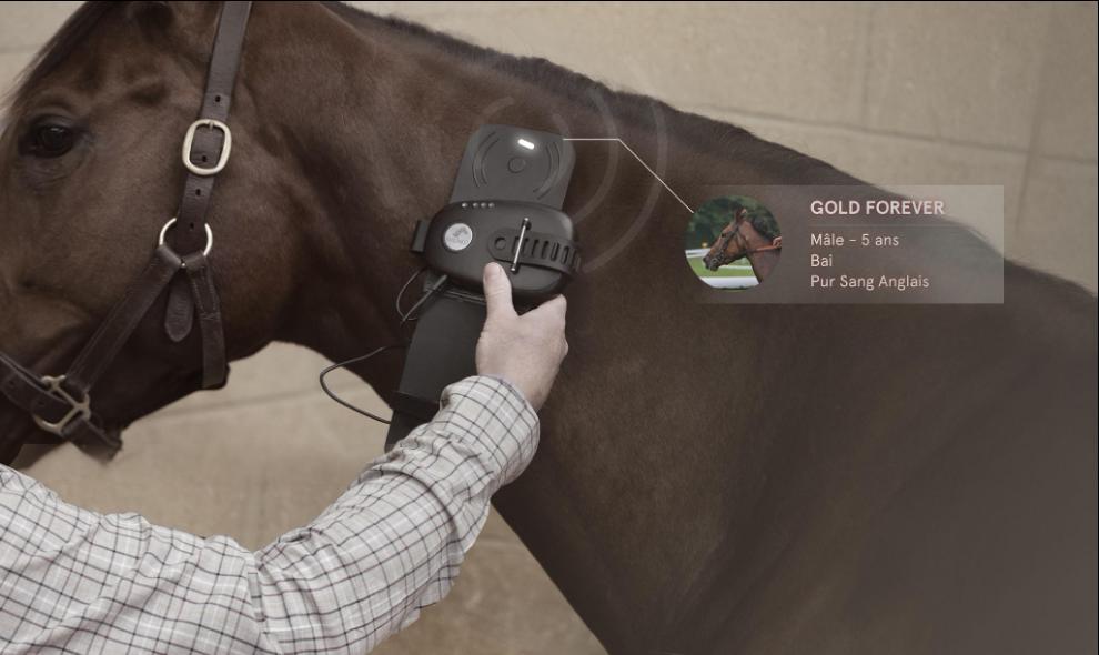 reconnaissance automatique puce RFID