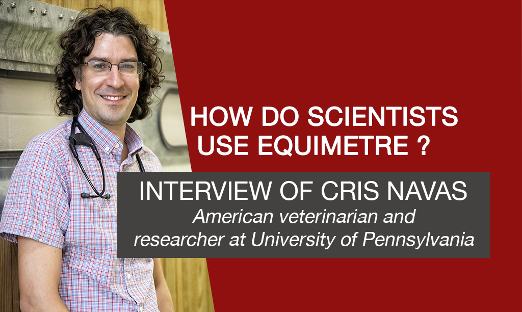 How do scientists use EQUIMETRE?