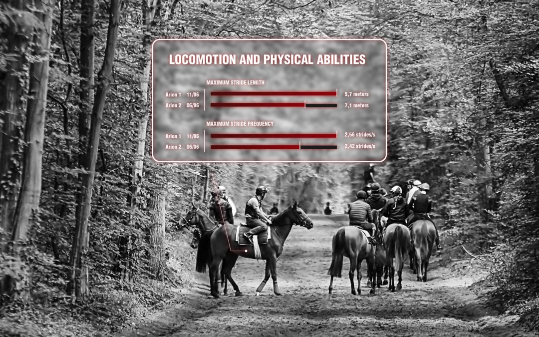 SPEED APTITUDES AND LOCOMOTION