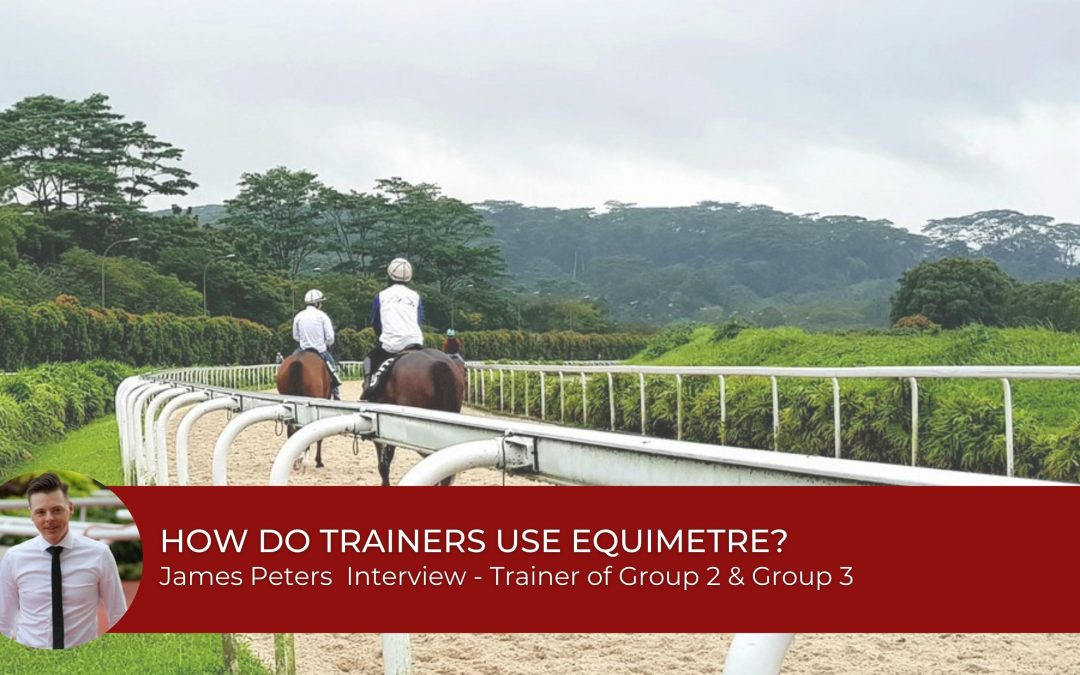racehorses trainers and their use of equimetre