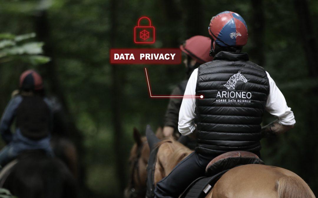 EQUIMETRE's data privacy