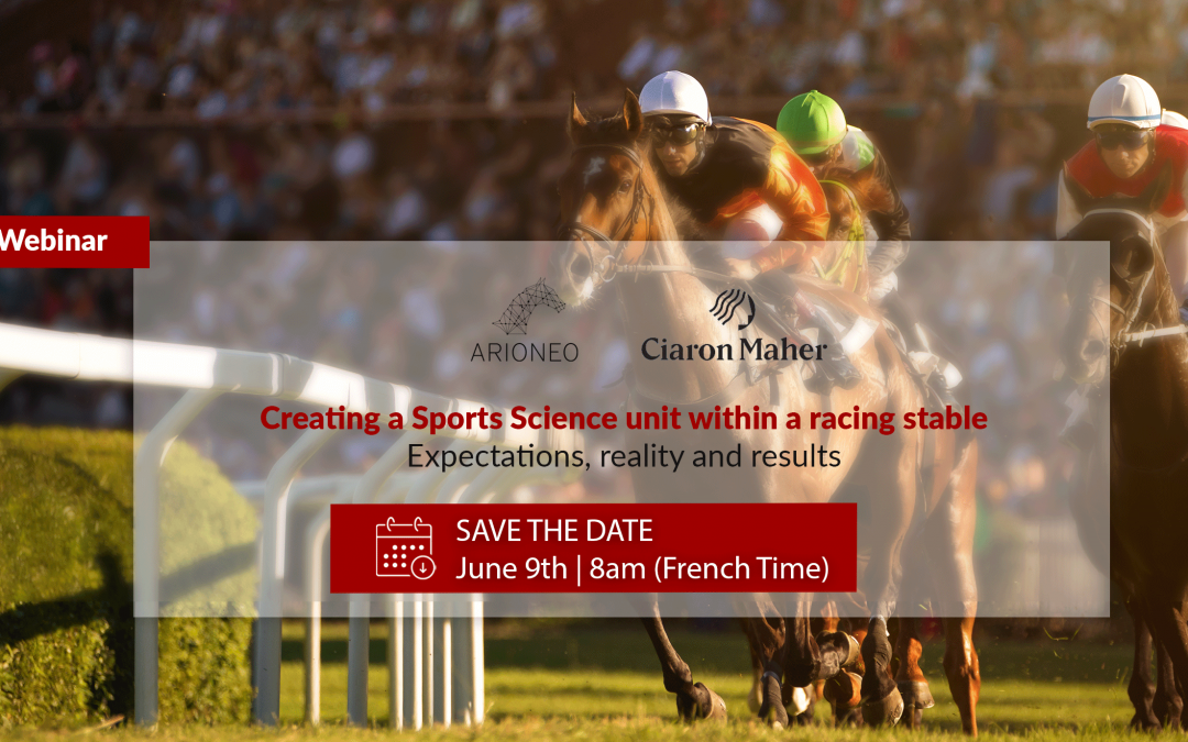 Creating a Sports Science unit within a racing stable | Ciaron Maher Racing & Arioneo Webinar