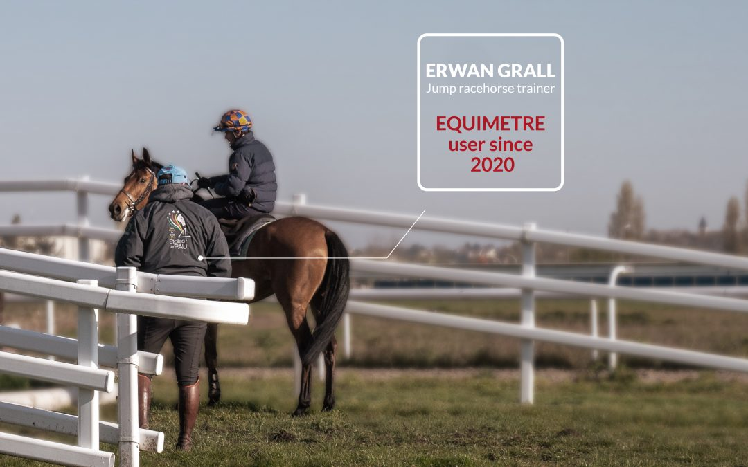 How do jumping trainers use EQUIMETRE?